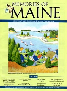 Memories of Maine Article COVER