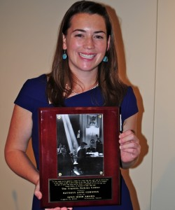 Kathryn Edwards 2012 Open Door Award Honoree