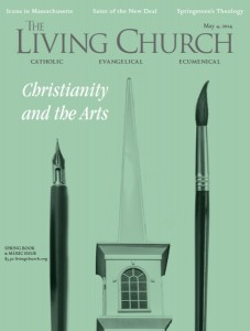 Living Church Article COVER