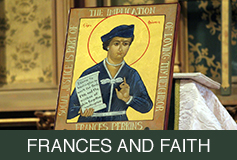 link to Frances and Faith blog
